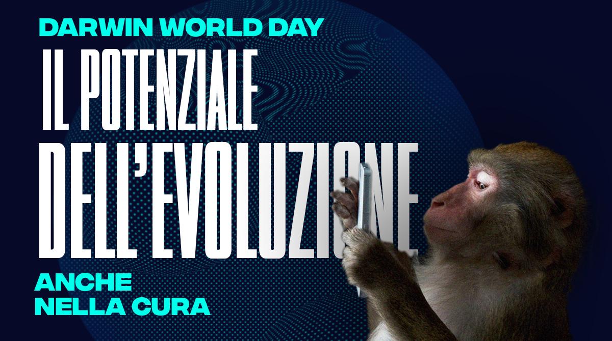 potenziale dell'evoluzione - darwin day